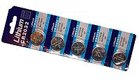 50x Батарейка таблетка CR2032, 5004LC L14, литий