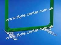 Подставка для пластиковой рамки, прямая