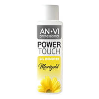 Средство для снятия гель-лака ANVI Professional Power Touch Marigold 100 мл