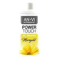 Средство для снятия гель-лака ANVI Professional Power Touch Marigold 500 мл