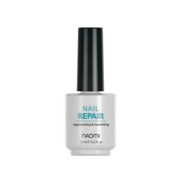 Средство для восстановления ногтевой пластины Nail Repair Naomi 15 мл