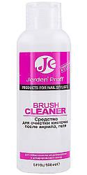 Жидкость для очищения кистей после акрила и геля Jerden Proff Brush Cleaner 500 мл