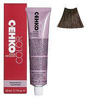 Крем-краска для волос C:EHKO Color Explosion №6/2 Темно-пепельный блонд 60 мл