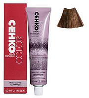 Крем-краска для волос C:EHKO Color Explosion №7/35 Золотистая нуга 60 мл