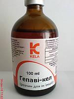 Гепавикел 100мл, КЕЛА (Бельгия), раствор для иньекций
