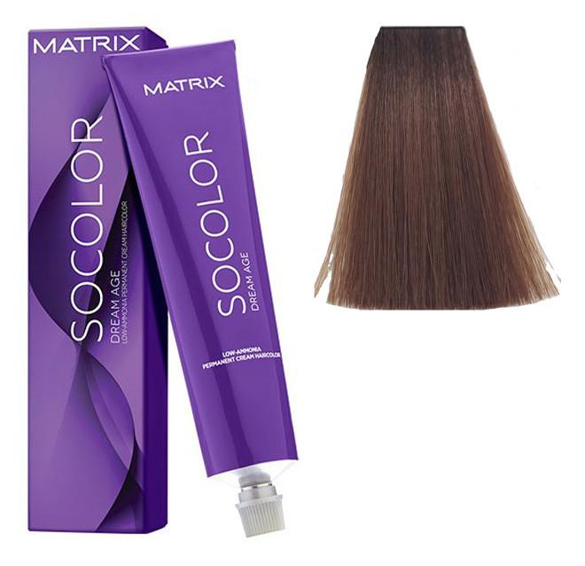 Крем-краска для волос Matrix Socolor Beauty №7M Блондин мокко 90 мл
