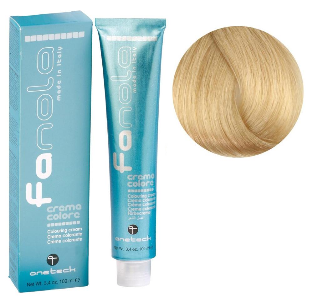 Крем-краска для волос Fanola №10/0 Blonde platinum 100 мл