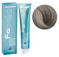 Крем-краска для волос Fanola №10/1 Blonde platinum ash 100 мл