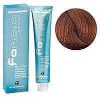 Крем-краска для волос Fanola №7/04 Medium blonde copper natural 100 мл