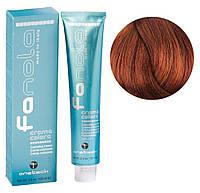 Крем-краска для волос Fanola №7/43 Medium blonde copper golden 100 мл