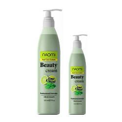 "Крем для ног Naomi ""Лайм и Мята"" Beauty Cream 250 мл"