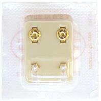 Серьги для ушей 'L28' (жемчужина)