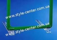 Подставка для пластиковой рамки, наклонная