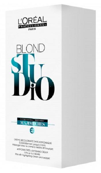 Крем для мелирования L'Oreal Professionnel Blond Studio Majimeches, 6*25 мл