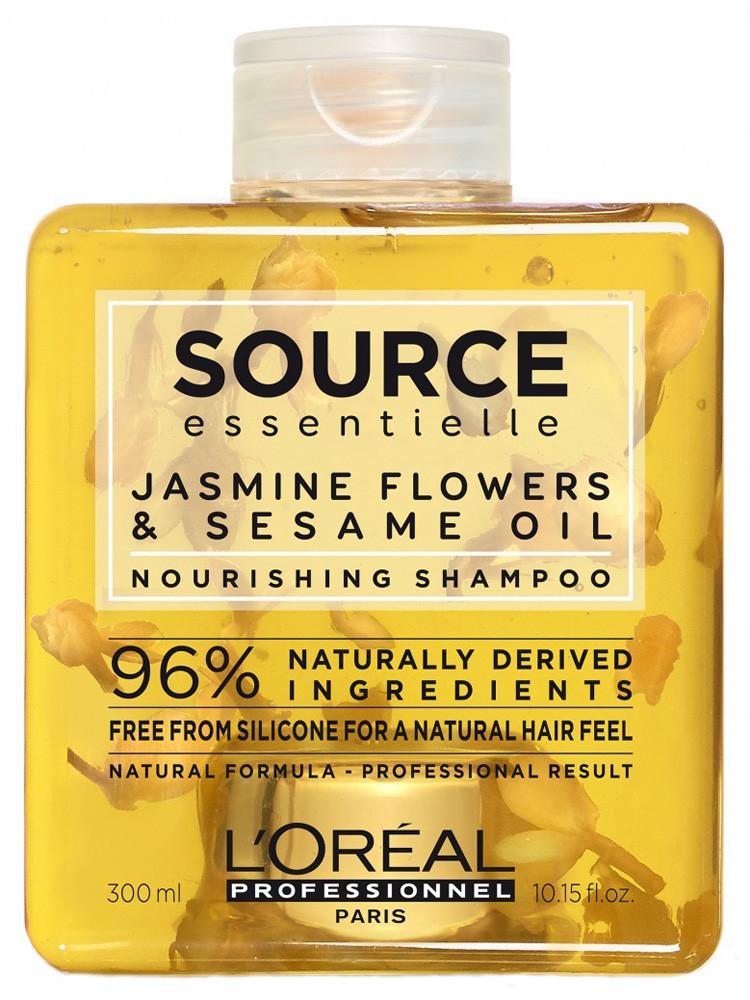 Шампунь для питания сухих волос L'Oreal Professionnel Source Nourishing, 300 мл