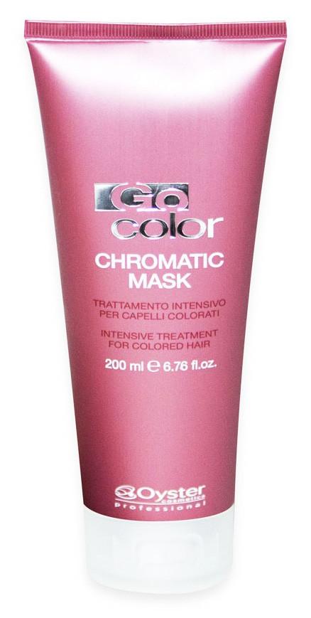 Маска для окрашенных волос Oyster Cosmetics Go Color 200 мл