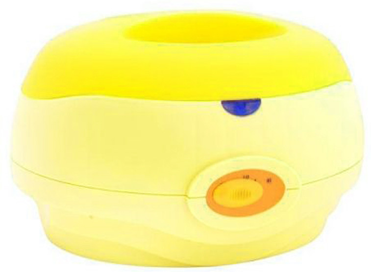 Нагреватель для парафина Pro Wax желтый 2400 мл
