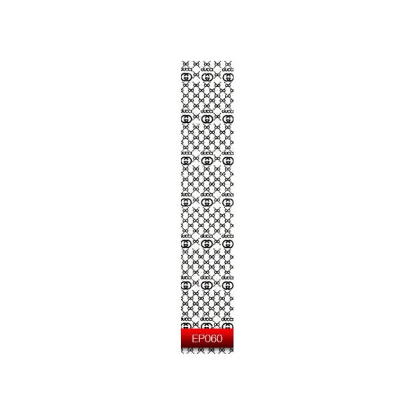 Наклейка для дизайна ногтей Kodi Professional Nail Art Stickers EP060 Kodi