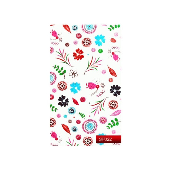 Наклейка для дизайна ногтей Kodi Professional Nail Art Stickers SP022