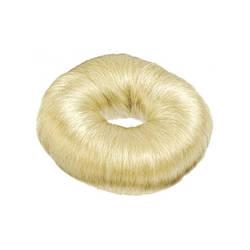 Подкладка Sibel в форме кольца для вечерних причесок, блонд 9 см