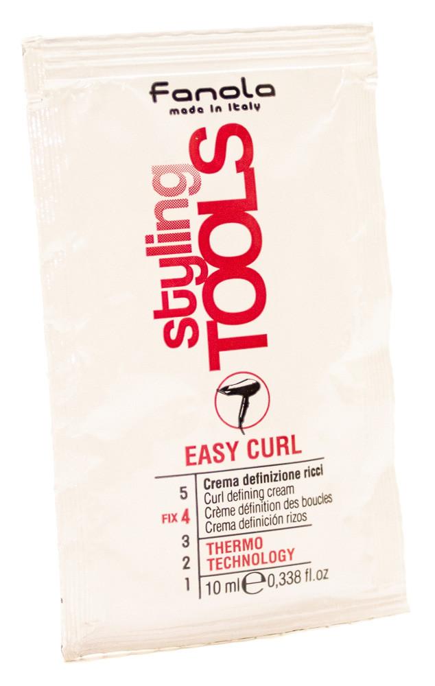 Пробник крем для вьющихся волос Fanola Tools 10 мл