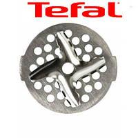Комплект решетка и нож для мясорубки Tefal