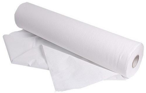Простыни в рулоне Vian спанбонд, белые, 15 г/м 0,6*100