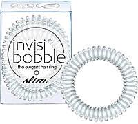 Резинки для волос  Invisibobble белые 3 шт