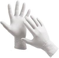 Перчатки латексные Vian L 100 шт