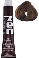 Безаммиачная крем-краска для волос Sinergy №6/0 Темно-русый 100 мл