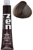Безаммиачная крем-краска для волос Sinergy №7/1 Русый пепельный 100 мл