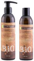 Набор (шампунь+кондиционер) для объема тонких волос B.iO Sinergy 2*250 мл