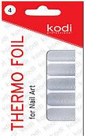 Термо фольга для дизайна ногтей Kodi Professional №004
