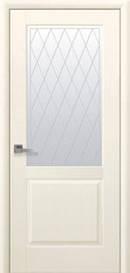 Двери межкомнатные Эпика Р2 стекло сатин с рисунком
