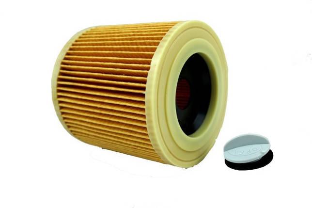 HEPA фільтр для пилососа Karcher WD 2 WD 3 6.414-552.0, фото 2