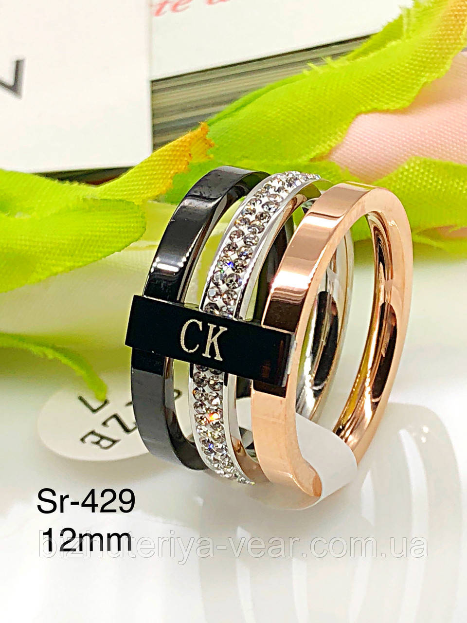Кольцо Sr-429(6,7,8,9)