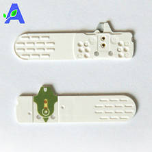 Тест полоски Бионайм GS550 ( Bionime Rightest ) Бионайм Эльза 250 штук для глюкометра GM 550, фото 3