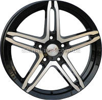 Литые диски RS Wheels 5338TL 6,5x16 5x105 ET38 dia56,1 (MB)