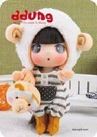 Кукла Ddung FDE1805