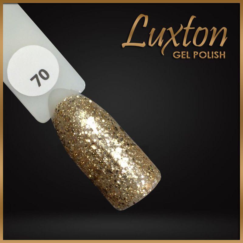 Гель-лак Luxton 070, 10 ml