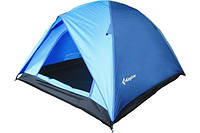 Палатка KingCamp Family 3(KT3073) Blue
