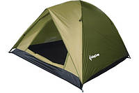 Палатка KingCamp Family 3(KT3073) Green