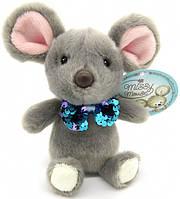 Мягкая игрушка AURORA Мышка мальчик 17 см