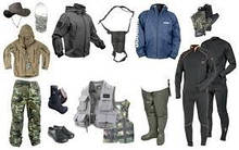 Одежда и снаряжение для рыбалки, охоты, походов и повседневного использования