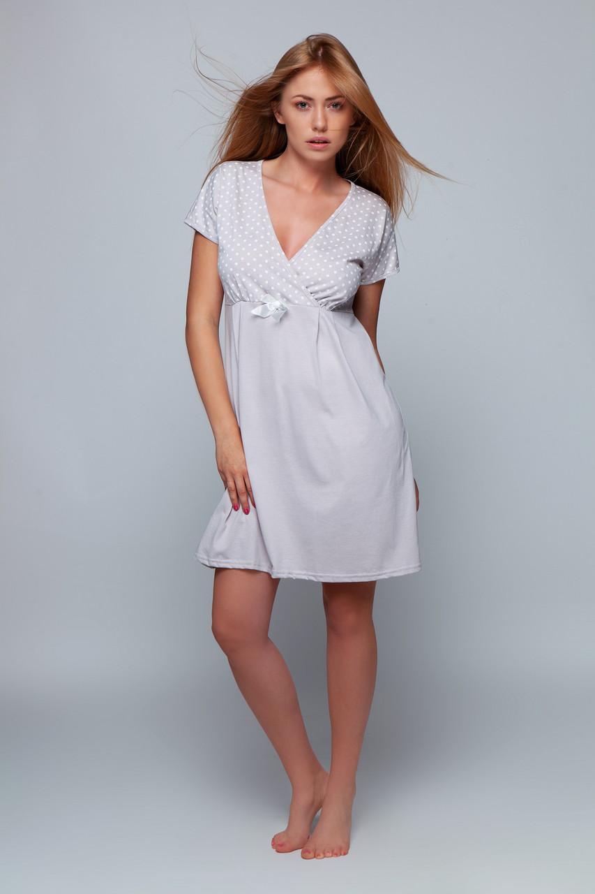 Ночная рубашка Sensis Lauren капучино