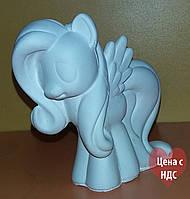"""Гипсовые фигурки для разукрашивания """"Пони с крыльями с чёлкой"""", фото 1"""