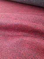 Пальтовая шерстяная ткань Бордо, фото 1