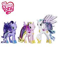 My Little Pony Эксклюзивный набор пони парад Принцесс Friendship Festival Princess Parade