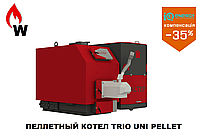 Пелетный котел Альтеп Trio Uni Pellet 150 кВт + пальник Altep, фото 1