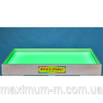 Розвиваюча світлова пісочниця 16 кольорів ВІЛЬХА /700×500